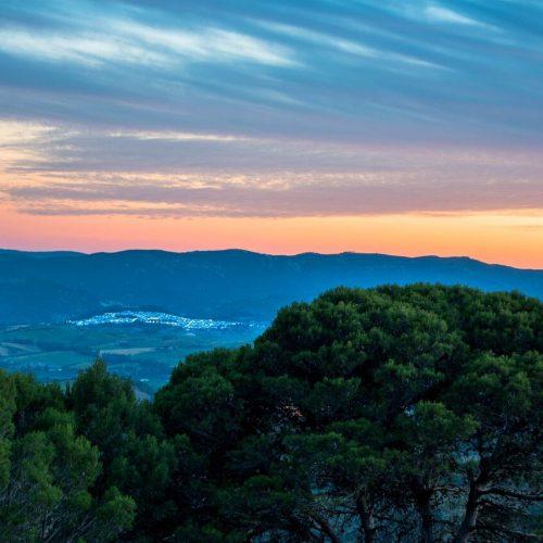 Sunset Andalucia