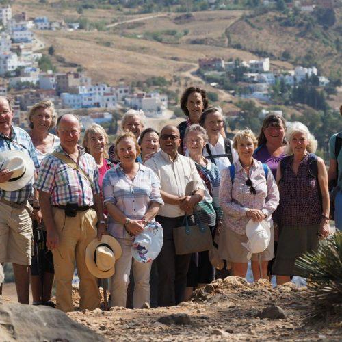 Morocco Walk