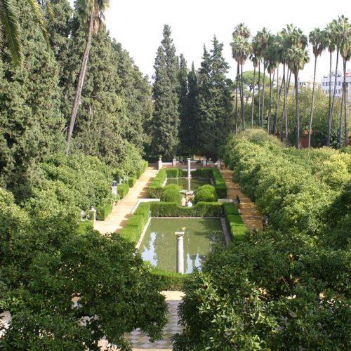 Gardens Spain